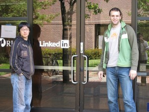 How can linkedIn help small businesses