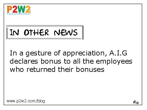 AIG Announces Bonuses Again
